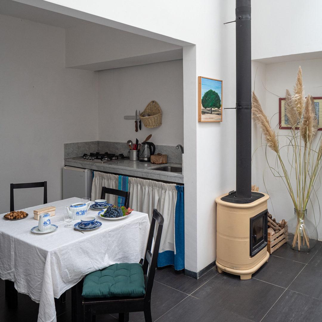 Casa Biancolilla - Soggiorno