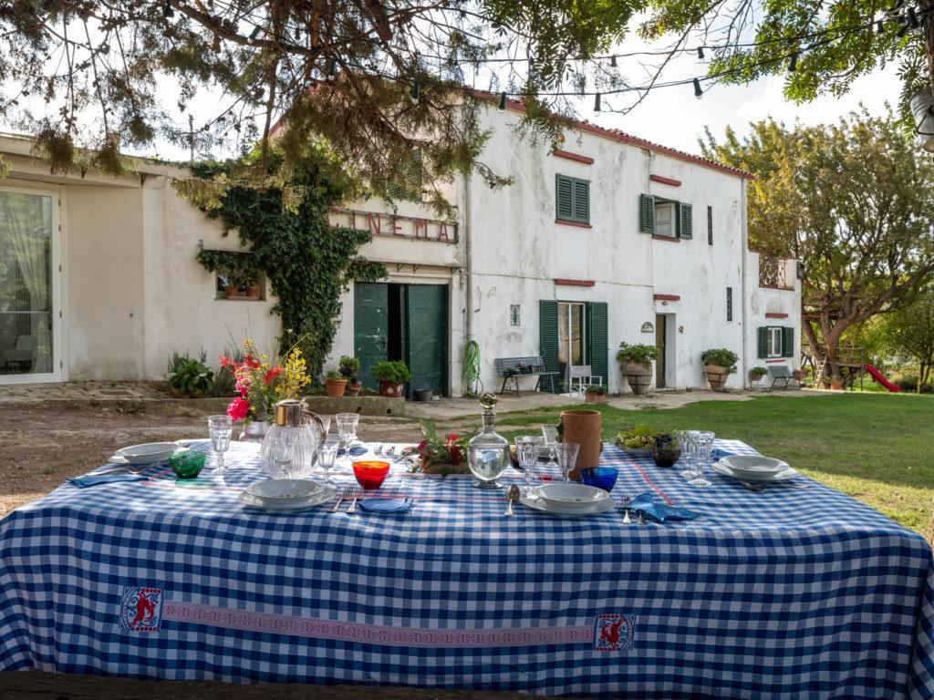 Casa Biancolilla - Tavolo esterno