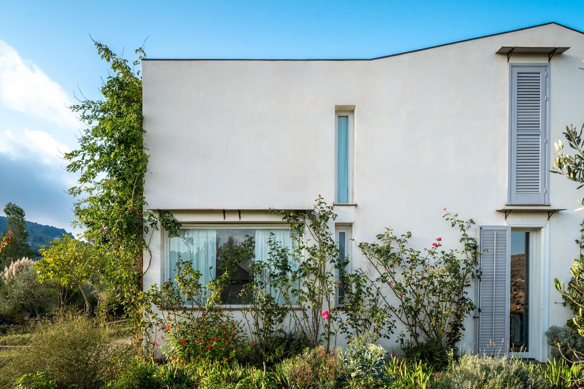 Casa Cerasuola - Prospeto Nord